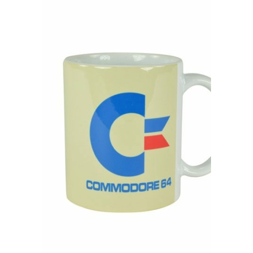Commodore 64 logo bögre 300 ml