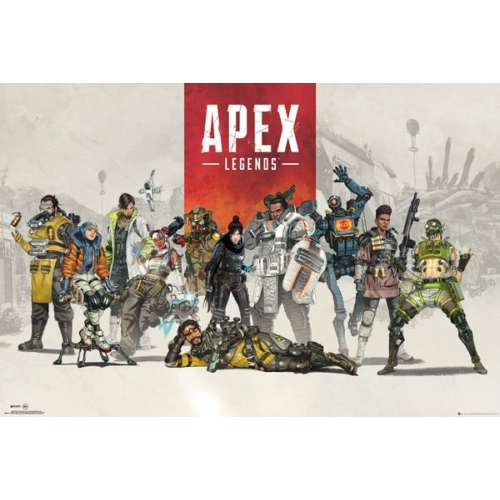 Apex Legends poszter FP4966