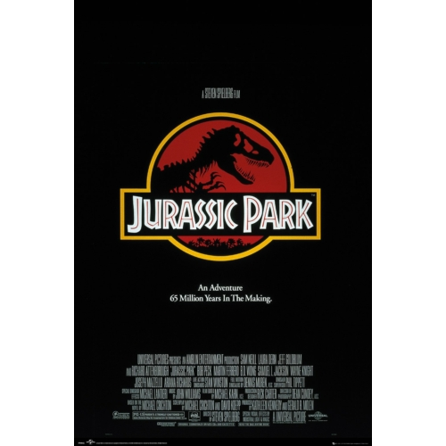 Jurassic Park movie poszter FP4842