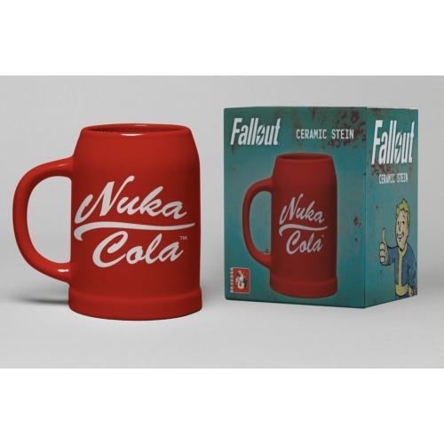 FALLOUT Nuka Cola kerámia korsó 600 ml