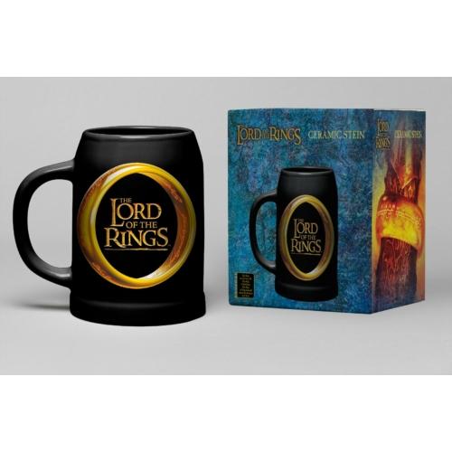 Lord of the Rings - A gyűrűk Ura kerámia korsó