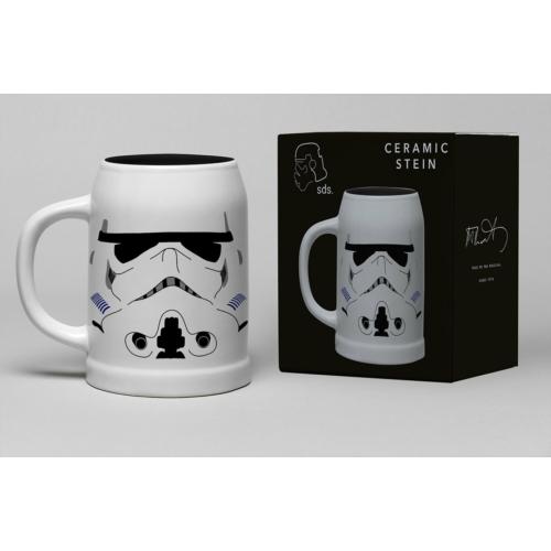Star Wars  Csillagok Háborúja Original Stormtroopers kerámia korsó bögre 600 ml