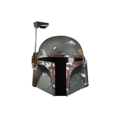 Star Wars Black Series Premium Elektromos Boba Fett sisak