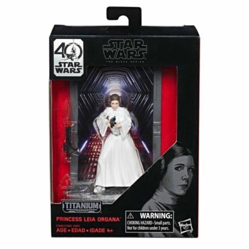 Star Wars The Black Series - Csillagok háborúja Pricess Leia Organa figura