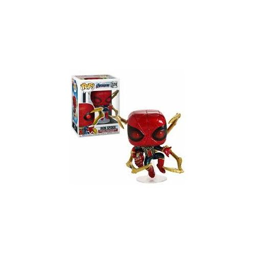 Avangers: Endgame POP! Iron Spider figura 9 cm