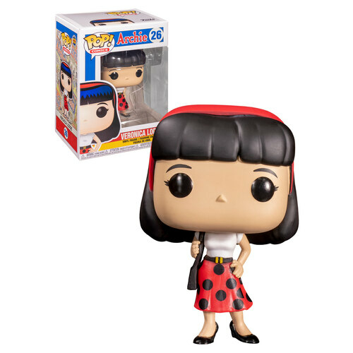 Archie POP! Veronica Lodge fogura 9 cm