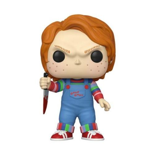 Child´s Play Super Sized nagyméretű POP! Movies Chucky figura 25 cm