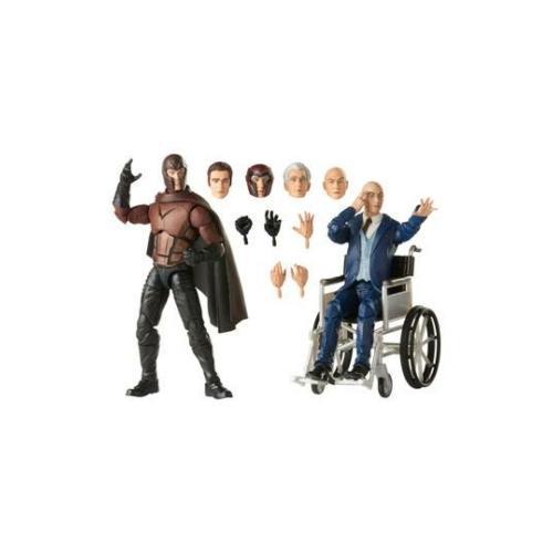 X-Men Marvel Legends Action Figura 2-Pack 2020 Magneto & Professor mozgatható dupla figura szett 15 cm