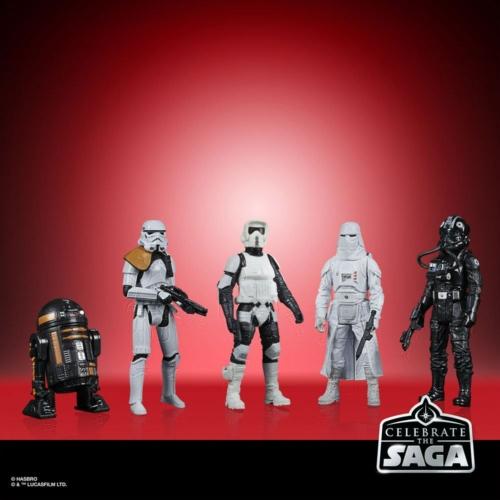 Star Wars Celebrate the Saga Action Figures 5-Pack Galactic Empire 10 cmmozgatható figura szett