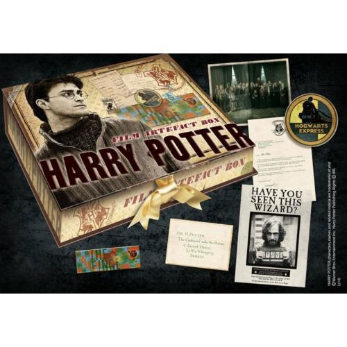 Harry Potter Artefact Box Harry Potter gyűjtői válogatás