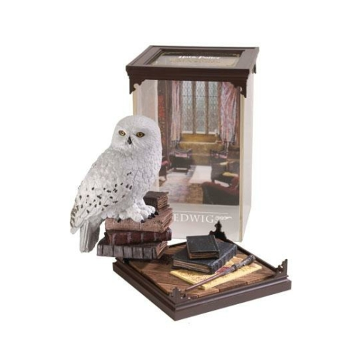 Harry Potter Magical Creatures Hedwig szobor 10.5 x 18.5 cm