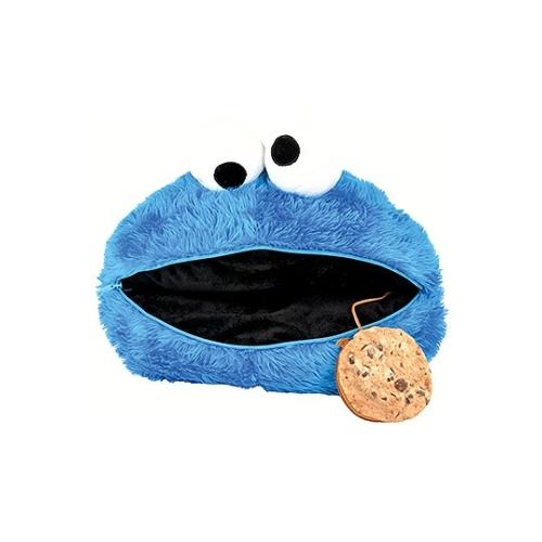 Sesame Street Szezám Utca párna Cookie Monster 40 cm