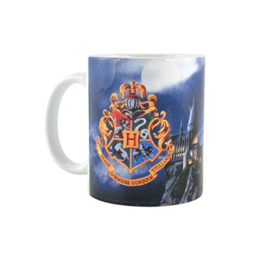 HARRY POTTER Hogwarts Castle Roxfort bögre 0.3L