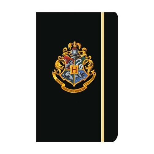 Harry Potter Hogwarts Roxfort keményboritós jegyzetfüzet 13 x 21 cm