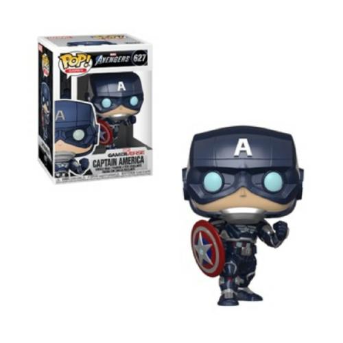 Avangers POP! Captain America figura 9 cm