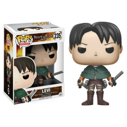 Attack on Titan POP! Levi figura 9 cm