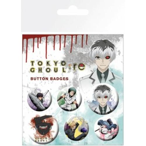 Tokyo Ghoul RE kitüző készlet