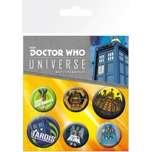 Doctor Who Alien Adventures kitüző készlet