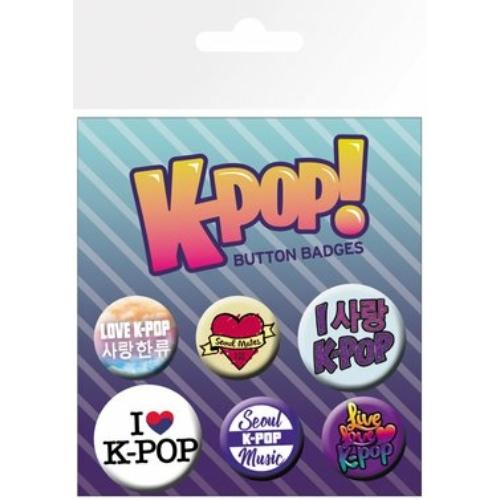 K-POP Mix kitüző készlet