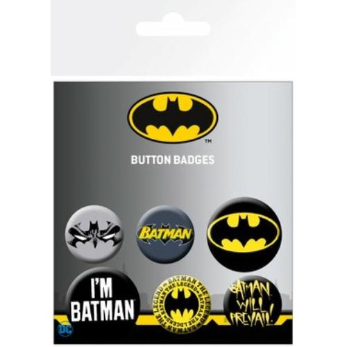 DC Comics I'm Batman kitüző készlet