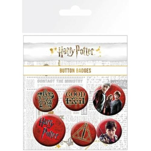 Harry Potter icon pack kitüző szett