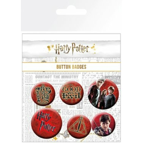 Harry Potter icon pack kitüző készlet