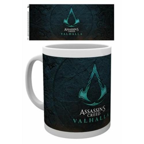 ASSASSIN'S CREED Valhalla logo bögre 300 ml