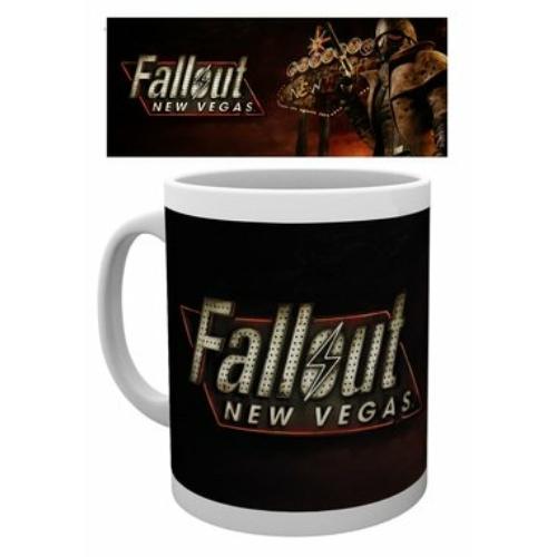 FALLOUT New Vegas cover bögre 300 ml