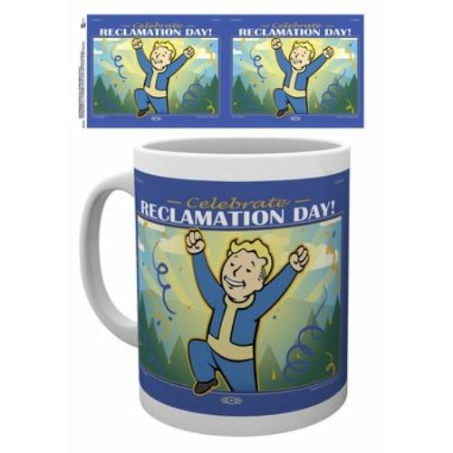 Fallout 76 Reclamation day bögre 300 ml