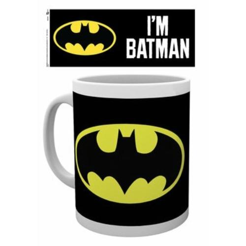 DC Comics I'm Batman bögre