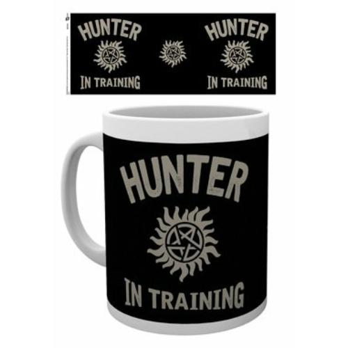 Supernatural Odaát Hunter in training bögre 300 ml