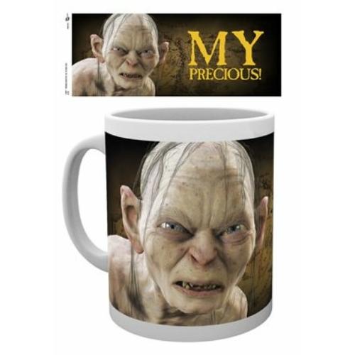 Lord of the Rings A gyűrűk Ura Gollum bögre 300 ml