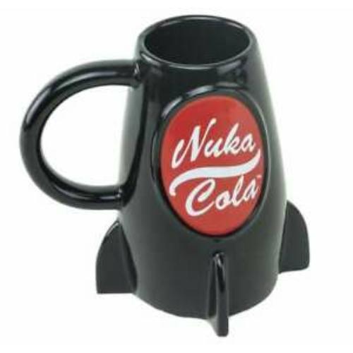 Fallout Nuka Cola bottle 3D bögre 375 ml