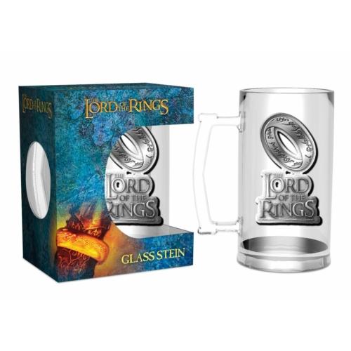 The Lord of the Rings One ring fém díszes üvegkorsó 500 ml
