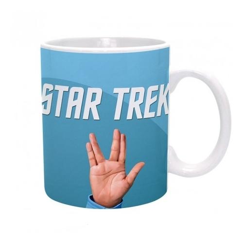 Star Trek Spock bögre