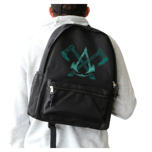 ASSASSIN'S CREED Valhalla logo hátizsák