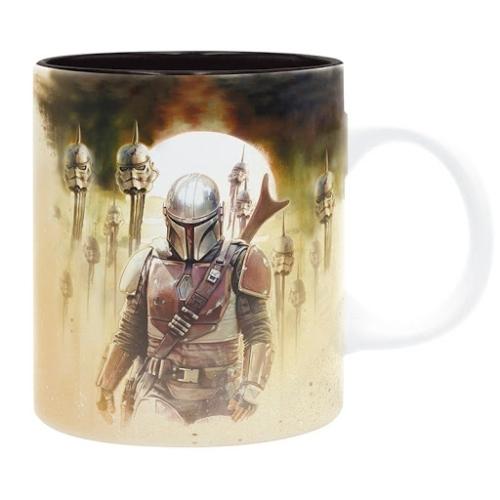 Star Wars Csillagok Háborúja The Mandalorian Mando bögre