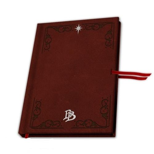 The Hobbit Bilbo Baggins prémium jegyzetfüzet A5