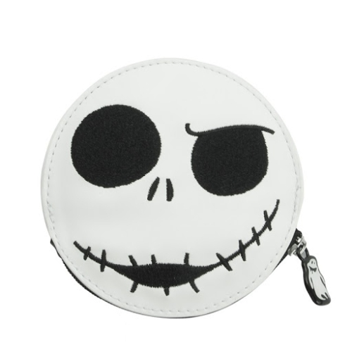 NBX Nightmare Before Christmas Jack Skellington pénztárca