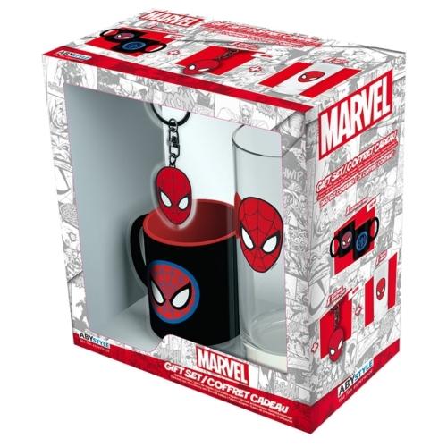 Marvel Spiderman Pókember ajándékcsomag