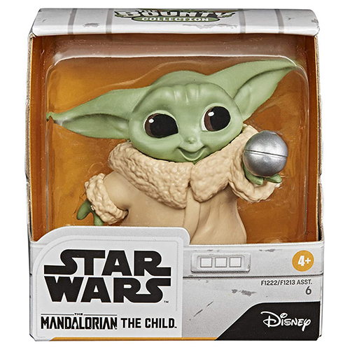 The Bounty Collection - Star Wars Baby Yoda figura - The Child Ball Toy