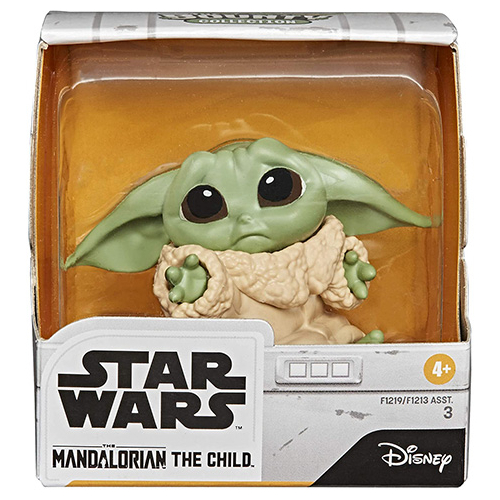 The Bounty Collection - Star Wars Baby Yoda figura - The Child Don't Leave