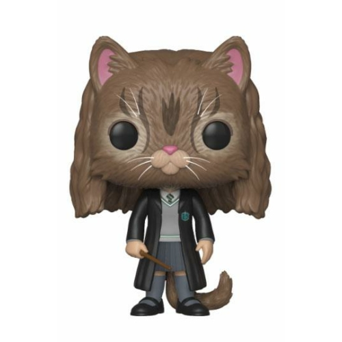 Harry Potter Movies Hermione as Cat POP figura