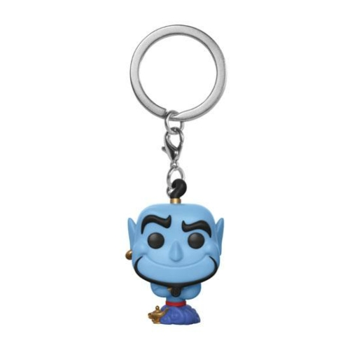 POP! Disney Aladdin Genie Dzsinn POP kulcstartó figura 4 cm