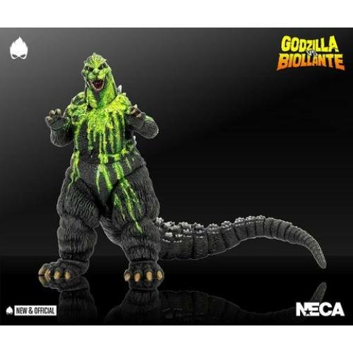 GODZILLA 1989 Godzilla Biollante Bile (Godzilla vs. Biollante) mozgatható akció figura 18 cm