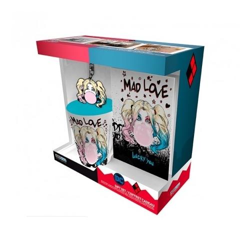 DC Comics Harley Quinn Mad Love ajándékcsomag