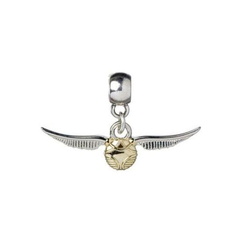 Harry Potter Charm The Golden Snitch (silver plated) medál ékszer