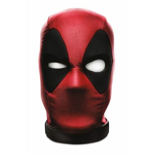 Marvel Legends Premium Interactive Head Deadpool Interaktív elektromos 1:1 méretarányú Deadpool fej