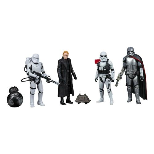 Star Wars Celebrate the Saga Action Figures 5-Pack The First Order mozgatható figura szett 10 cm