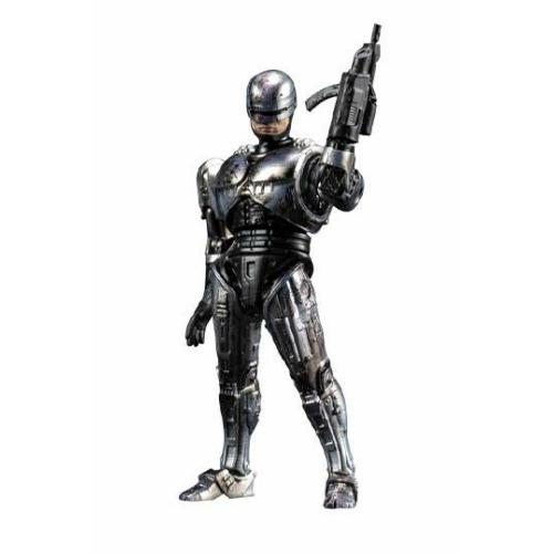 Robotzsaru 3 mozgatható akció figura 1/18 méretarányos Battle Damage Robocop 11 cm
